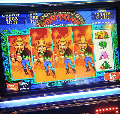 Jumpin Jalapenos slot machine hits big