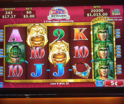 big slot win on wild aztec