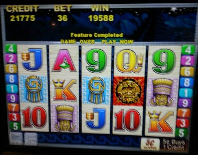 playing for free sun and moon casino game